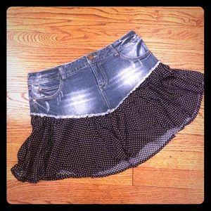 American Rag - Jean Skirt